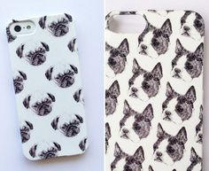 Pug iPhone case  - Hello Harriet