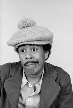 Photo of Richard Pryor Born December 1940 Peoria, Illinois, United States Died December 2005 (aged Encino, California, United States Richard Pryor, Superbad, Cinema, Photo Vintage, Foto Art, Before Us, Man Humor, Famous Faces, Funny People