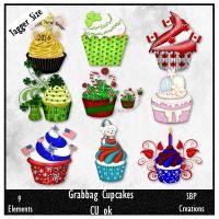 CU Grabbag Cupcakes