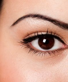 Eyeliner application depends on your eye shape, and if you're not sure what yours is, here's a simple guide!