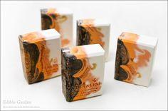 cold-process soap, by Edible Garden