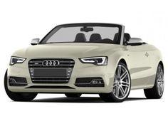 Convertible, 2014 Audi S5 3.0T Premium Plus Cabriolet with 2 Door in Sacramento, CA (95821)