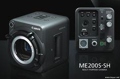 Canon ME200S-SH Video Kamera