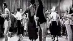 "Rock n' Roll (classic) video mix 50's and 60's ...""America never stops dancing"", via YouTube."