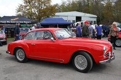 1954 Alfa Romeo 1900 C Super Sprint Series 2 by Touring