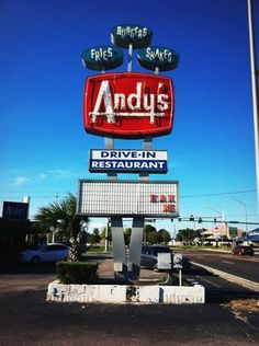 Andy's Igloo. Winter Haven Florida. A local favorite. Best milkshakes ever!
