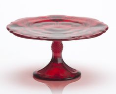 1000 images about colored cake stand on pinterest cake for Colored glass cake stand