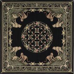 Nourison Hand-hooked Bijoux Rug