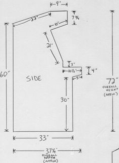 This part will focus on the construction of the arcade cabinet. Further down this article, I have included a rough diagram of the dimensions of my cabinet. Personally, I find my cabinet too deep. Arcade Parts, Make Your Own, How To Make, Own Home, Floor Plans, Diagram, Construction, Tech, Cabinet