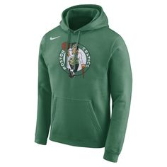 Boston Celtics Nike Men s Logo NBA Hoodie Size M (Clover) 86763ce99