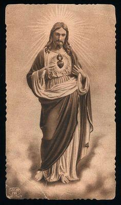Jesus Tattoo, Christ Tattoo, Catholic Art, Religious Art, Catholic Saints, Jesus Christ Images, Jesus Art, Religious Pictures, Jesus Pictures