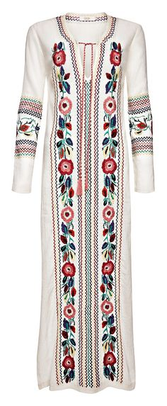 "Boho Style Picture Description Candela: Off White Coca Tunic - ""O Children of Adam Wear your beautiful apparel at every time and place of prayer: eat Modest Fashion, Hijab Fashion, Love Fashion, Womens Fashion, Fashion Trends, Hippie Fashion, Style Fashion, Hippie Chic, Boho Chic"