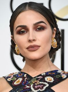 Shop the Exact Lipsticks from the 2017 Golden Globes Red Carpet - Olivia Culpo from InStyle.com