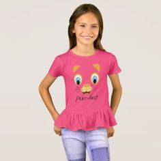 Purr-fect Cat T-Shirt - diy cyo customize create your own personalize