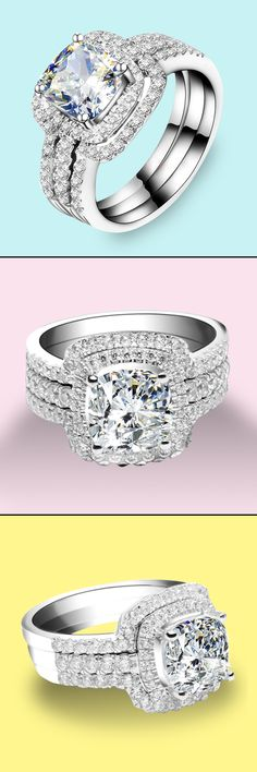Awesome design diamond ring.  Check out more at www.vipme.com