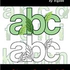 Earth Day Alphabet Set Over 104 pieces of Earth Day Alphabet clipart in png and jpg format -26 Color Easter Clipart .PNG -26 Color Easter Clipart ....
