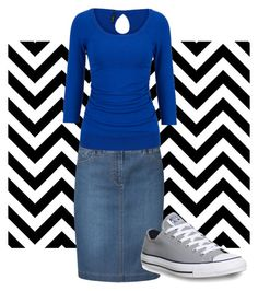 """""""Casual!"""" by lars0901 ❤ liked on Polyvore featuring Gerry Weber Edition, maurices and Converse"""