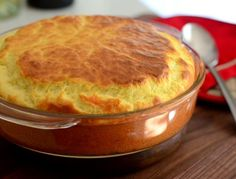 An Easy Cheese Soufflé Recipe - On Craftsy!