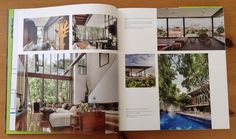 """An architecture book: """"The sustainable Asian House"""".  The book is filled with outstanding design ideas from homes in Thailand, Malaysia, Singapore, Indonesia and the Philippines."""