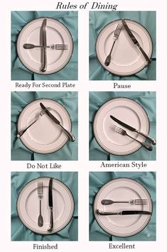 The Ace of Entertaining :: The Art of Dining eindecken ? Dinning Etiquette, Table Setting Etiquette, Brunch Table Setting, Comment Dresser Une Table, Cooking Tips, Cooking Recipes, Cooking Icon, Cooking Quotes, Girl Cooking