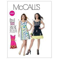 McCall's Patterns M6322 Misses' Dresses