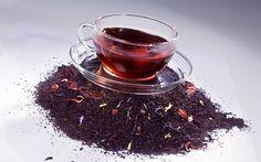 Tea Hibiscus and Rose Hip Loose Leaf Hand Blended Tea 4 ounces Hibiscus, Tea Varieties, Toxic Foods, Clean Plates, Friends Day, Tea Benefits, Tin Gifts, Loose Leaf Tea, Herbal Tea