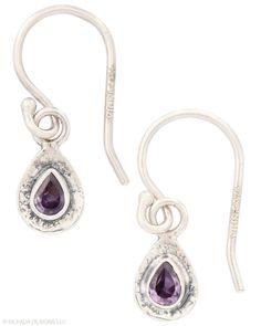 Jewelry Box by Silpada Designs | Earrings | Off the Vine Earrings