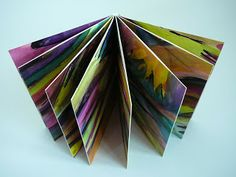 Making Handmade Books: Instructions: Drum Leaf Binding
