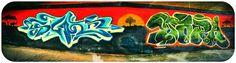 ocaso / Skol - Jota oner / Graffiti