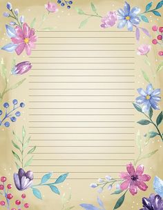 Free Printable Stationery - Diy and crafts interests Printable Lined Paper, Free Printable Stationery, Diy Paper, Paper Crafts, Diy And Crafts, Diy Stationery Paper, Handmade Gift Tags, Journal Paper, Note Paper