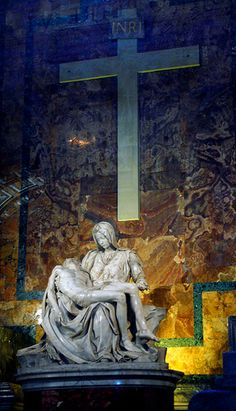 Inch Print - High quality prints (other products available) - Michelangelo 500860397 - Image supplied by Fine Art Storehouse - Photograph printed in the USA Catholic Art, Religious Art, Religious Studies, Roman Catholic, Fine Art Prints, Framed Prints, Canvas Prints, Michelangelo Pieta, La Pieta