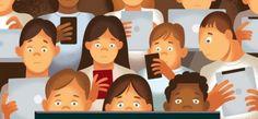 Akıllı Telefon ve Tablet Kullanımı Çocuklarda Ciddi Sorunlara Yol Açıyor!
