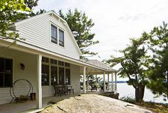 For contemporary house designs and renovations with sustainable factor by Solares Architecture. Screen Design, Window Design, Passive Solar Homes, Green House Design, Sullivans Island, Old Cottage, Solar House, Cabins And Cottages, Decks And Porches