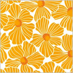 Love this fabric, but marigolds are one of my favorite flowers.