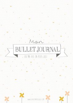 Des printables pour votre Bullet Journal Plus Bullet Journal Travel, Bullet Journal Junkies, Bullet Journal Ideas Pages, My Journal, Bullet Journal Inspiration, Organization Bullet Journal, Planner Organization, Agenda Bullet, Bujo