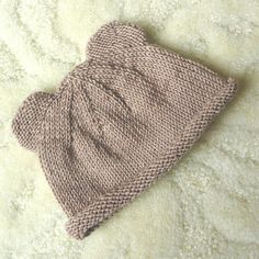 """...n between each decrease round. Tie off top when 8 stitches remain. Ears knit with 11 <span class=""""best-highlight"""">stitches per needle as with the</span> small preemie hat. Newborn (13.5"""" circ.): c/0 68 stitches, kni..."""
