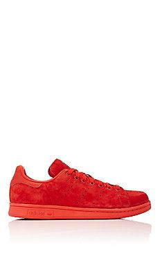 Adidas Suede Stan Smith Sneakers