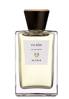 Yu Son by Altaia. Yu Son combines a mouthwatering, juicy burst of mandarin with smooth, cooling green tea and rich, natural orange blossom absolute, resulting in a fragrance of deeply resonant Mediterranean freshness with distinctly Asian flourishes. As the poem suggests, Yu Son lives in the space between infatuation- bright, exhilarating and kinetic- and love- rich, warm and deeply satisfying. The results are a fragrance with the power to both captivate and comfort, a true thing of beauty.