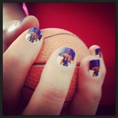 Took a Jamberry break today to show support to my hubby's other love! Laura Ann, Uk Nails, Go Big Blue, Jamberry Nail Wraps, Kentucky Wildcats, You Nailed It, Class Ring, Take That