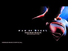 Man Of Steel - Full Soundtrack (Deluxe Edition) - YouTube