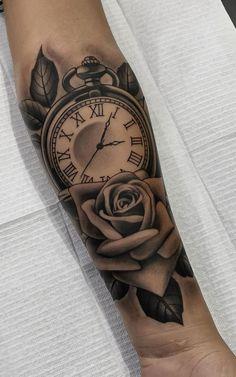 60 Charming Female Forearm Tattoos for Women- 60 Tatuagens no antebraço feminin… Rose Tattoos For Women, Tattoos For Women Half Sleeve, Hand Tattoos For Guys, Tattoos For Women Small, Small Tattoos, Women Sleeve, Forarm Tattoos, Forearm Sleeve Tattoos, Female Forearm Tattoo