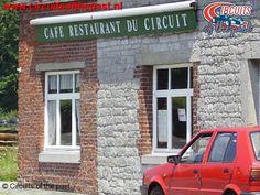 Circuit de Chimay - cafe restaurant du circuit.