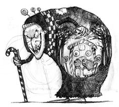 Hansel & Gretel - by Alfonso di Mauro