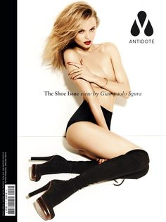 Magazine Antidote #2- The Shoe issue view by Giampaolo Sgura3
