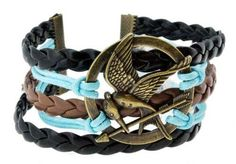 The Hunger Games Mockingjay Bracelet,... for only $9.99