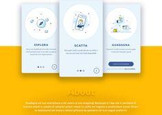Bemyspot - iOS & Android app on Behance