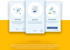 Bemyspot - iOS & Android app on Behance