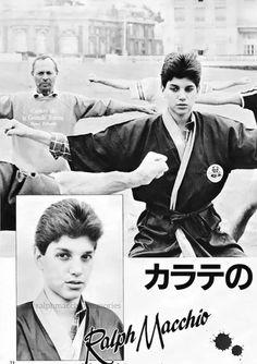 Karate Kid 3, Karate Kid Cobra Kai, Ralph Macchio, Famous Pictures, 80s Stuff, 80s Aesthetic, Fine Men, Man Alive, Beautiful Boys