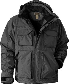 Y 3 Sport Waterproof Technical Jacket ($635) ❤ liked on Polyvore ...