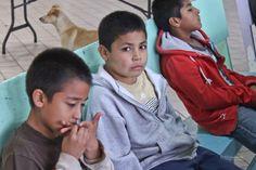 Esperando sentados Responsabilidad Social BRG Casa La Esperanza